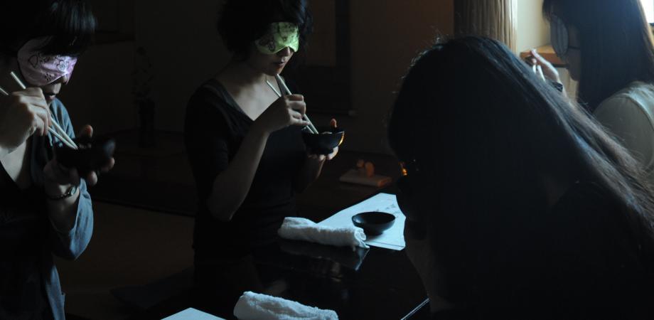 「micro 暗闇ごはん」のイメージ画像